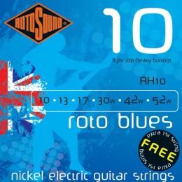 Rotosound RH10 Roto Blues 10-52