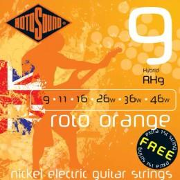 Rotosound RH9 Roto Orange 9-46