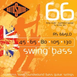 Rotosound RS665LD Swing Bass 66 5 String Set 45-130
