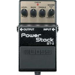 BOSS ST-2 Power Stack Guitar Pedal