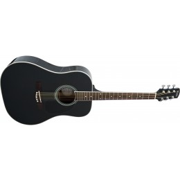 Adam Black S2 Black Acoustic Guitar