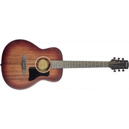 Adam Black O-2T Travel Guitar Vintage Sunburst Front