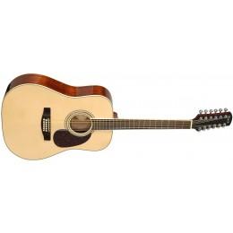 Adam Black S5 12 Natural 12 String Guitar Front