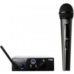 AKG WMS40 Mini Single Vocal Set Wireless Microphone