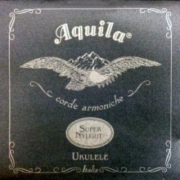 Aquila Super Nylgut Ukulele Strings 104U Concert Low G