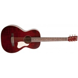 Art & Lutherie Roadhouse Tennessee Red Parlour Guitar