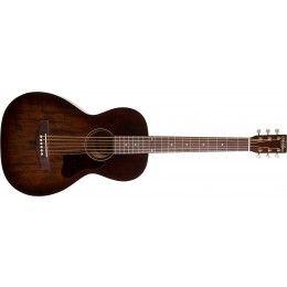 Art & Lutherie Roadhouse Bourbon Burst Front