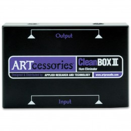 ART CleanBOX II Hum Eliminator Front