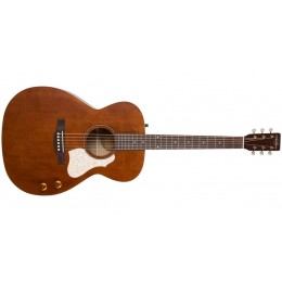 Art & Lutherie Legacy Havana Brown Q-Discrete Front