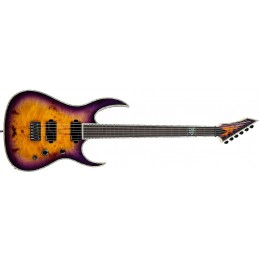 BC Rich Shredzilla Extreme Exotic Purple Haze