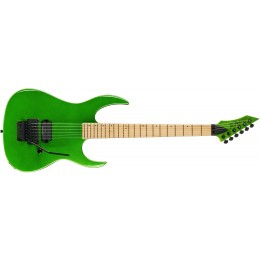 BC Rich Gunslinger Prophecy II with Floyd Rose Verde Ithaca Front