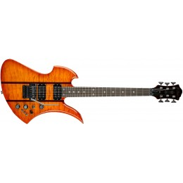 BC Rich Mockingbird Legacy ST With Floyd Rose Honey Burst Front