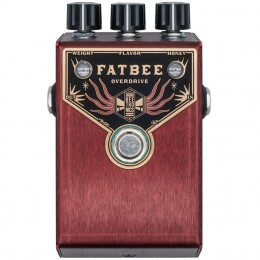 Beetronics FATBEE Overdrive Front