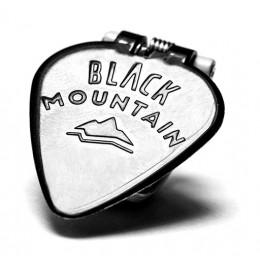 Black Mountain Thumb Pick Right Handed Medium 1mm (Single) Front