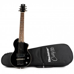 Blackstar Carry-On Travel Guitar-Black-GUITAR-ONLY-PACK-BLACK