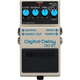 BOSS-DD-3T-Digital-Delay-Effects-Pedal-Front