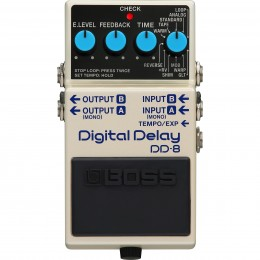BOSS DD-8 Digital Delay Pedal Front