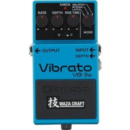BOSS VB-2W Vibrato Pedal Waza Craft