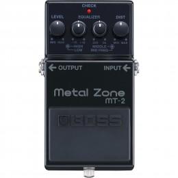 BOSS MT-2-3A LTD 30th Anniversary Metal Zone Front