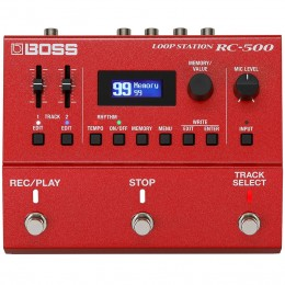 BOSS RC-500 Loop Station Front