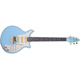 Brian May BMG Special Baby Blue Limited Edition Front
