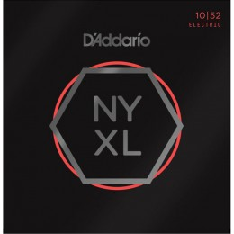 D'Addario NYXL strings for electric guitar NYXL1052