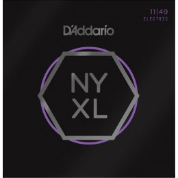 D'Addario NYXL strings for electric guitar NYXL1149