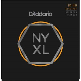 D'Addario NYXL1046BT Balanced Tension Guitar Strings