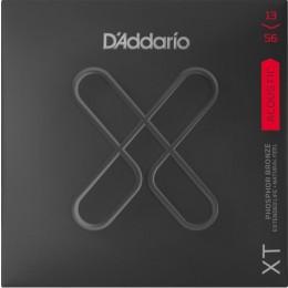 Daddario XTAPB1356 XT Acoustic Phosphor Bronze Medium 13-56 Front Angle
