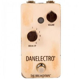 Danelectro The Breakdown Pedal Front