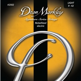 Dean Markley 2502 Light NickelSteel Electric Guitar Strings 9-42