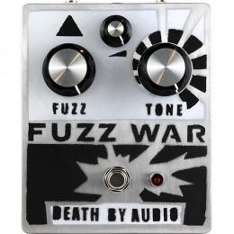 Death By Audio Fuzz War Front