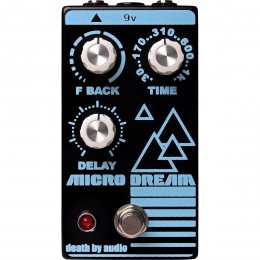 Death By Audio Micro Dream Front