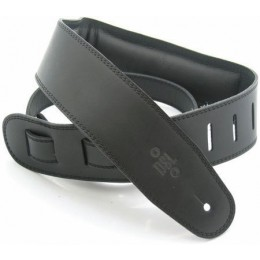 DSL GEG25-15-1 Leather 2.5 Inch Black Strap
