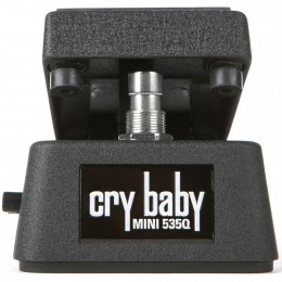 Dunlop Mini Cry Baby Q Wah Wah Front