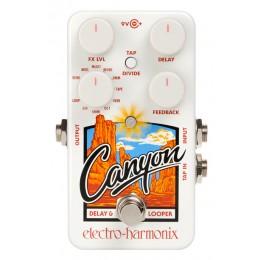Electro Harmonix Canyon Delay Looper Pedal