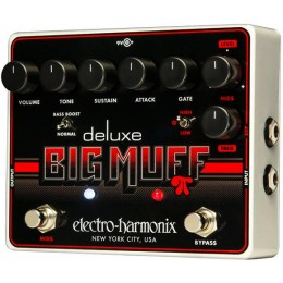 Electro Harmonix Deluxe Big Muff Pi Fuzz Pedal