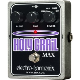 Electro Harmonix Holy Grail Max Guitar Pedal