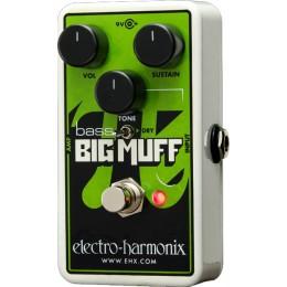 Electro Harmonix Nano Bass Big Muff Pi Bass Fuzz