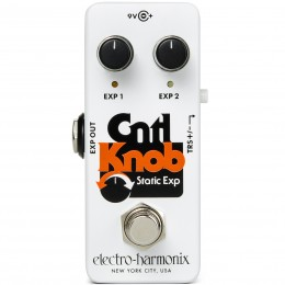 Electro Harmonix Cntl Knob Static Expression Pedal Front