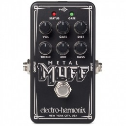 Electro Harmonix Nano Metal Muff Front