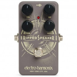 Electro Harmonix Ripped Speaker Front