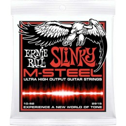 Ernie Ball M-Steel Skinny Top Heavy Bottom Electric Guitar Strings