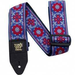 Ernie Ball Jacquard Guitar Strap Morning Blossom 1