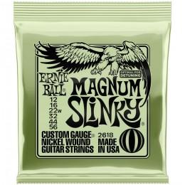 Ernie Ball Slinky Nickelwound Magnum Slinky 12-56 2618 Front