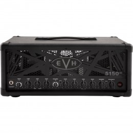 EVH-5150III-50S-6L6-Head-Black-Front