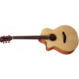 Faith FKVL Naked Venus Cutaway Electro Acoustic Lefthanded