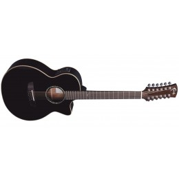 Faith FECV12 Eclipse Venus 12 String Guitar Cutaway Acoustic