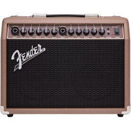 Fender Acoustasonic 40 Acoustic Amp Brown and Wheat