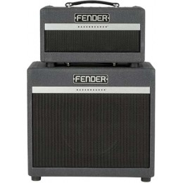 Fender Bassbreaker 007 Head BB-112 Half Stack Package